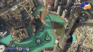 دیدنی های دبی - برج خلیفه