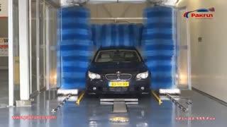 پیش شستشو و شستشوی خودرو Istobal Mnex 22