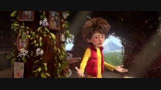 انیمیشن پسر پا گنده 2017 - دوبله فارسی