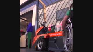 وسایل نقلیه مخصوص معلولان