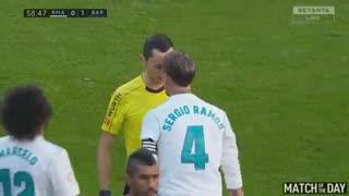 خلاصه فوتبال رئال مادرید 0_3 بارسلونا