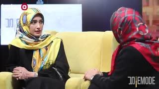 """قسمت 4 برنامه  """"ژمد"""" - گفتگو با آناشید حسینی"""