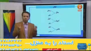 استاد مصطفی آزاده مدرس عربی کنکور