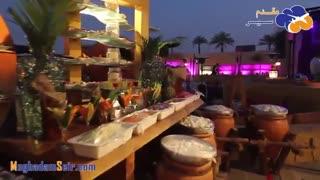پنج رستوران برتر دبی