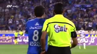 پخش زنده و انلاین بازی استقلال خوزستان و استقلال