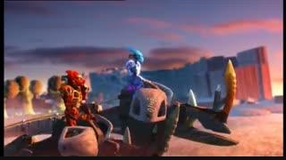 سینمایی انیمیشن  بیونیکل 2 افسانه های ماتو نویی - Bionicle 2 : Legends of Metru Nui با دوبله فارسی