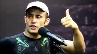 اکبر اقبالی یکی از بهترینهای طنز