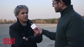 سلام سینما با حسین هاتفی کیا طراح صحنه فیلم لالاکن