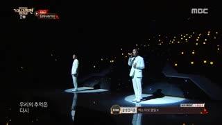 اجرای Universe اکسو در جشن پایان سال در MBCGayoDaejejeon2017❤❤☉☉☉