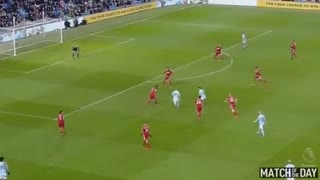 خلاصه فوتبال منچسترسیتی 3-1 واتفورد