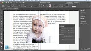 InDesign CC 2018 Understanding text wrap