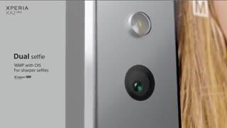 تیزر رسمی Xperia XA 2 Ultra