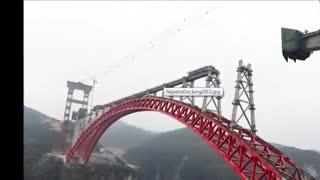 بلندترین پلهای راه آهن جهان - sakhtemoon.com
