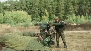"RBS 70 "" Swedish man-portable air-defense system """