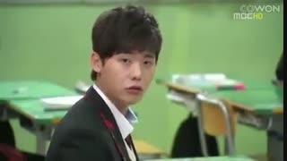 کتک خوردن لی جونگ سوک برای کار زشتش تجاوز کردنش به کریستال