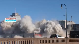باز هم تخریب مهندسی یک برج