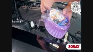 مایع شیشه شوی خودرو سوناکس SONAX schiben reiniger آلمان