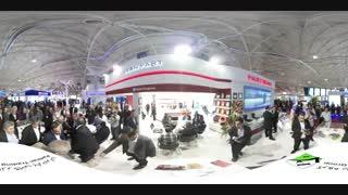 حضور گروه بازرگانی ایران پارت در یازدهمین نمایشگاه بین المللی قطعات،لوازم و مجموعه های خودرو