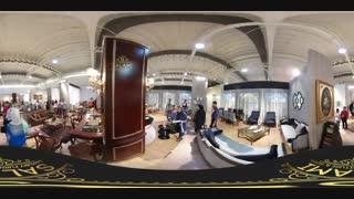 شرکت مبل سلامی در بیست و ششمین نمایشگاه بین المللی مبلمان منزل