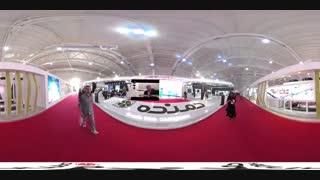 حضور شرکت دمنده در شانزدهمین نمایشگاه بین المللی تاسیسات