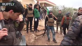 گروه های مسلح تورک ارتش شمال به شهرهای کردنشین حمله کردند