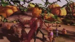 دانلود انیمیشن «Halloween» مایکل جکسون با زیرنویس فارسی، 2017