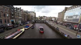 نگاهی به آمستردام ، پایتخت هلند