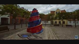 اُدنسه ، یکی از زیباترین شهرهای اسکاندیناوی
