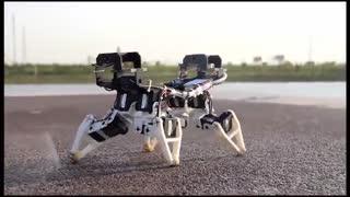 ربات Asme که می تواند ساختار خود را تغییر دهد