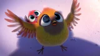 انیمیشن لینکس و پرندگان