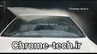 نانو خودرو آکسون | نانو ضد آب  و لک کردن شیشه خودرو