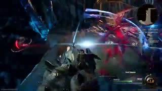 گیم پلی کامل Episode Gladiolus از بازی Final Fantasy XV