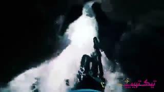 آبشار نوردی هیجان انگیز - آبشار اخلمد