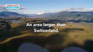 زمین واقعی را در بزرگترین منطقه حفاظت شده جهان ببینید
