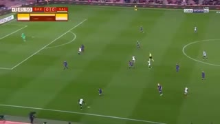 بازی کامل بارسلونا 1-0 والنسیا ( 13 بهمن 96 )