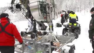 ویژه برنامه فیلم The Snowman : پشت صحنه/مصاحبه/تریلر