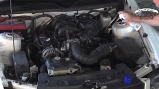 اسپری فوم موتور شور GUNK Clean Engine Foamy آمریکا