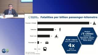 ایمنی دوچرخه سواری در شهرهای جهان