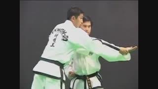 آموزش فرمهای تکوان - دو ITF. فرم شماره شش JOONG- GUN