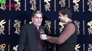 برداشت 12 - سی و ششمین جشنواره فیلم فجر