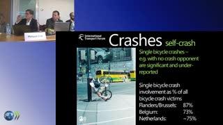 افزایش دوچرخه سواری در سیستم ایمن ترافیکی