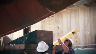 ساخت غول پیکرترین سازه های بشری1
