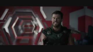 فیلم اکشن کمدی « 2017 » Thor: Ragnarok « ثور: راگناروک » با زیرنویس چسبیده فارسی