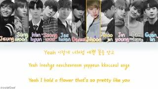 Wanna One - Beautiful....lyrics