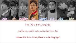 Exo - Been Through...lyrics