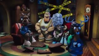 انیمیشن شنل قرمزی Hoodwinked! 2005 با دوبله فارسی