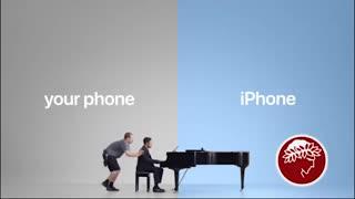 مقایسه آیفون با سایر برند ها