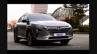هیوندا مدل NEXO، خودرویی پر از آپشن