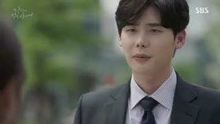 دوبله طنز سریال کره ای وقتی تو خواب بودی6(پارت دو)