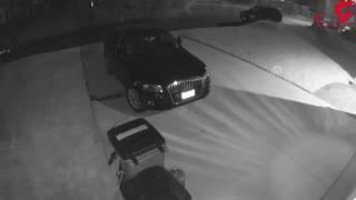 اینم فیلم یکی از افراد این روح الله موسوی ک بعد تجاوز به زن اقدام به دزدیدن ماشین میکنه